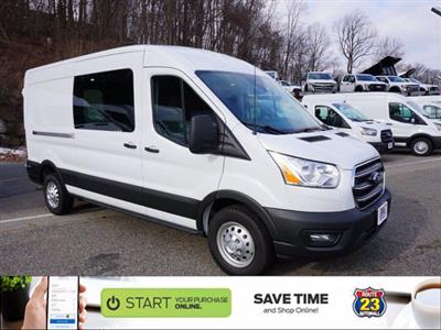 2020 Ford Transit 250 Med Roof 4x2, Empty Cargo Van #63335 - photo 1