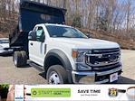 2021 Ford F-550 Regular Cab DRW 4x4, Rugby Eliminator LP Steel Dump Body #63427 - photo 1