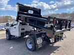 2021 Ford F-550 Regular Cab DRW 4x4, Rugby Eliminator LP Steel Dump Body #63427 - photo 5