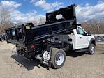 2021 Ford F-550 Regular Cab DRW 4x4, Rugby Eliminator LP Steel Dump Body #63427 - photo 2