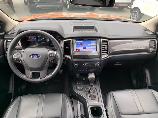 2019 Ford Ranger SuperCrew Cab 4x4, Pickup #63428A - photo 10
