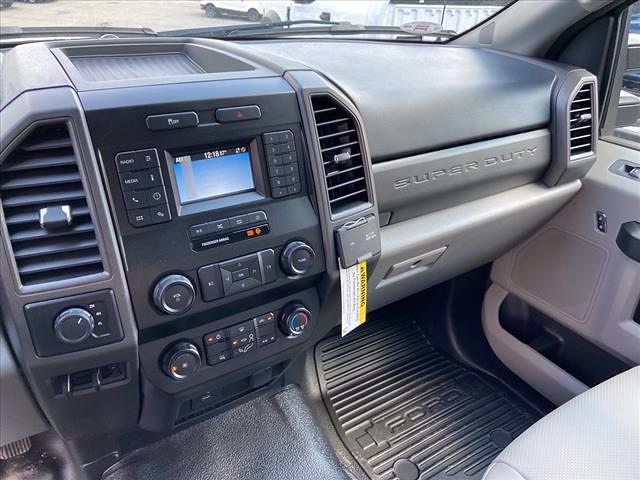 2021 Ford F-550 Regular Cab DRW 4x4, Rugby Eliminator LP Steel Dump Body #63459 - photo 10