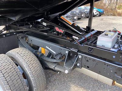 2021 Ford F-550 Regular Cab DRW 4x4, Rugby Eliminator LP Steel Dump Body #63459 - photo 8