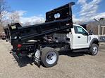 2021 Ford F-550 Regular Cab DRW 4x4, Rugby Eliminator LP Steel Dump Body #63459 - photo 2