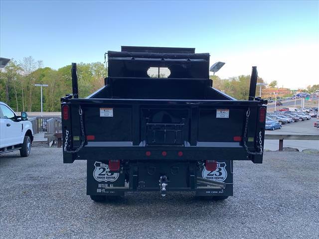 2020 Ford F-550 Regular Cab DRW 4x4, Rugby Dump Body #63490 - photo 6