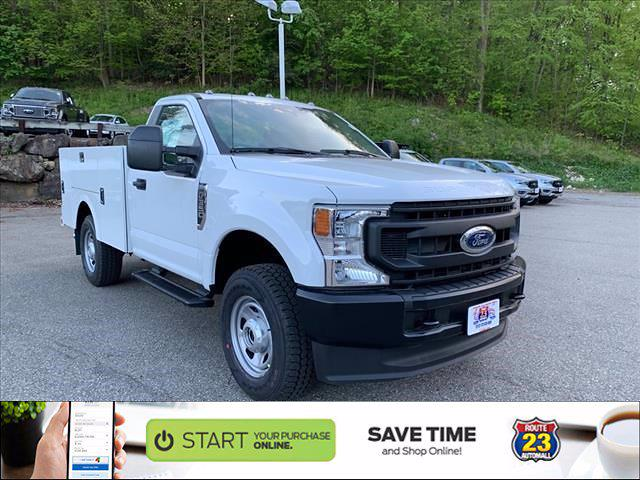 2021 Ford F-350 Regular Cab 4x4, Stahl Challenger ST Service Body #63494 - photo 1