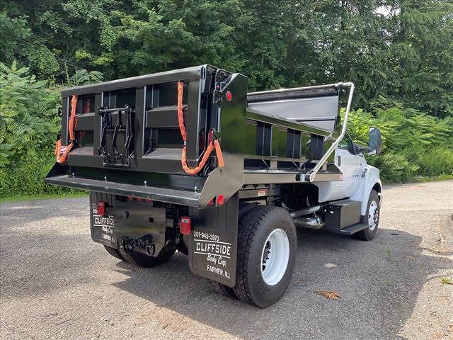 2022 F-750 Regular Cab DRW 4x2,  Cliffside Body Corp Dump Body #63591 - photo 2