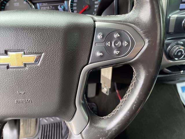 2018 Silverado 1500 Regular Cab 4x4,  Pickup #63629A - photo 14
