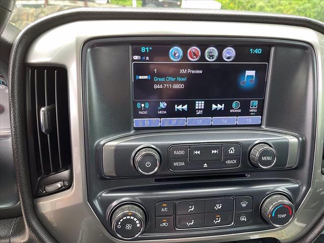 2018 Silverado 1500 Regular Cab 4x4,  Pickup #63629A - photo 16