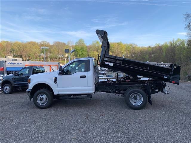 2021 Ford F-350 Regular Cab DRW 4x4, Rugby Eliminator LP Steel Dump Body #63639 - photo 5