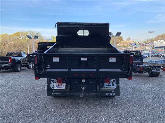 2021 Ford F-350 Regular Cab DRW 4x4, Rugby Eliminator LP Steel Dump Body #63639 - photo 6