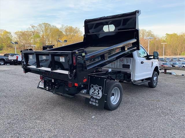 2021 Ford F-350 Regular Cab DRW 4x4, Rugby Eliminator LP Steel Dump Body #63639 - photo 2
