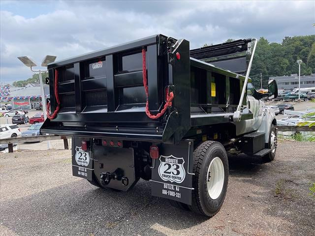 2022 F-750 Regular Cab DRW 4x2,  Galion Dump Body #63645 - photo 2
