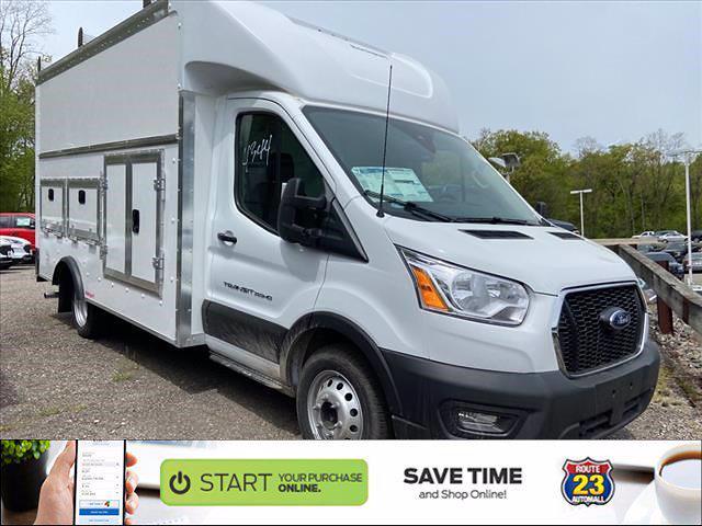 2021 Ford Transit 350 HD 4x2, Rockport Service Utility Van #63652 - photo 1