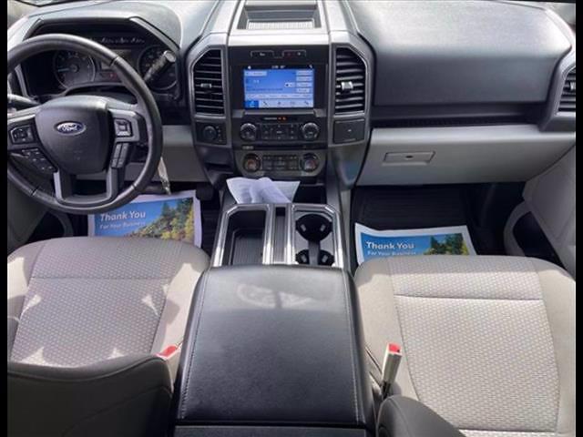 2018 F-150 SuperCrew Cab 4x4,  Pickup #63670A - photo 8