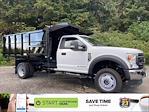 2021 F-550 Regular Cab DRW 4x4,  Reading Landscaper SL Landscape Dump #64060 - photo 1