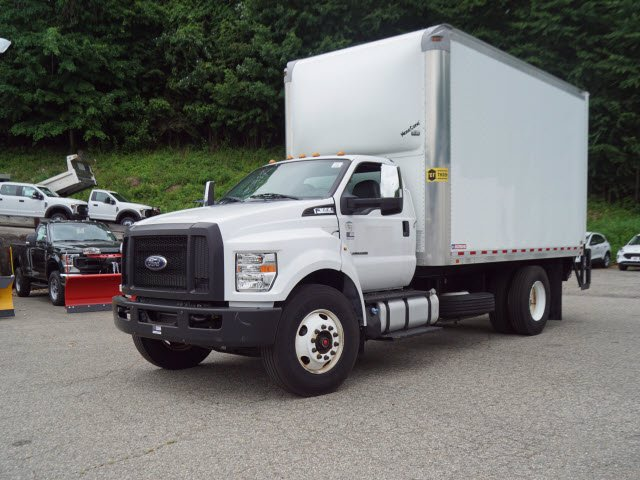 2016 Ford F-650 DRW 4x2, Dry Freight #P10008 - photo 4