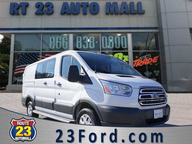 2018 Transit 250 Low Roof 4x2, Empty Cargo Van #P10030 - photo 1