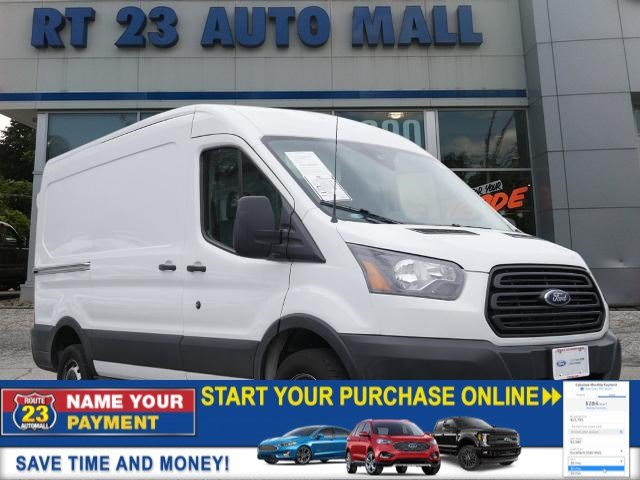 2019 Transit 250 Med Roof 4x2, Empty Cargo Van #P10054 - photo 1