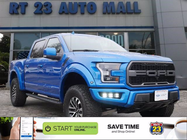 2019 Ford F-150 SuperCrew Cab 4x4, Pickup #P10064 - photo 1