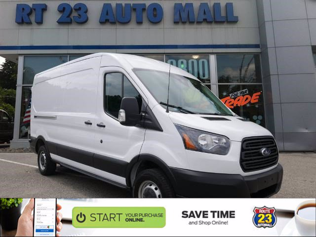 2019 Ford Transit 250 Med Roof RWD, Empty Cargo Van #P10118 - photo 1