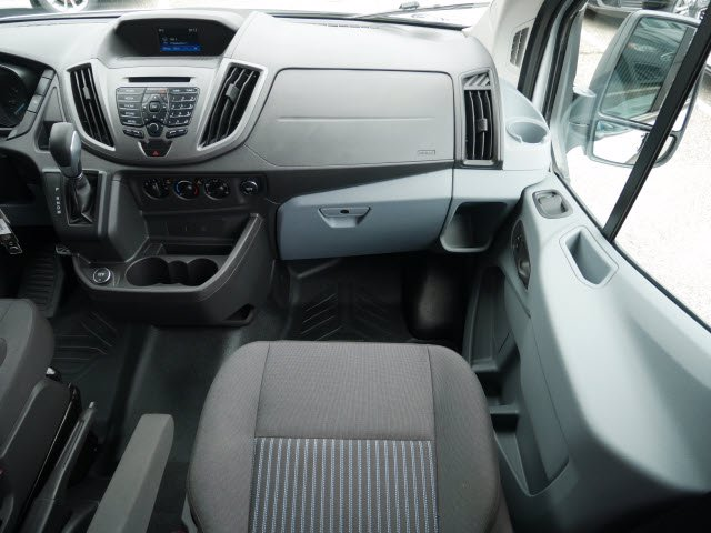 2019 Ford Transit 250 Med Roof RWD, Empty Cargo Van #P10118 - photo 16