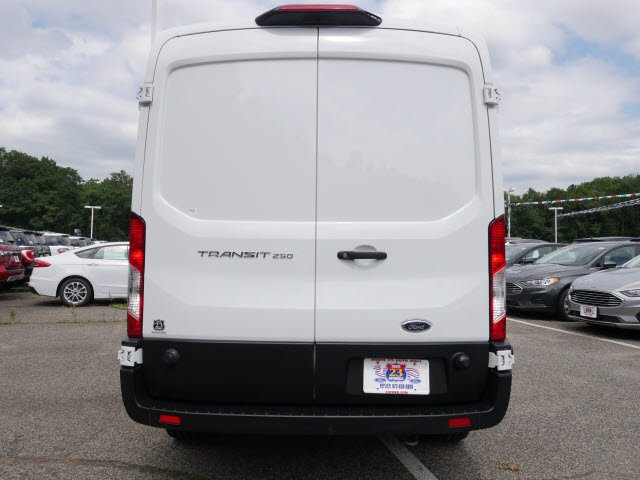 2019 Ford Transit 250 Med Roof RWD, Empty Cargo Van #P10118 - photo 8