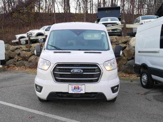 2020 Ford Transit 350 Med Roof 4x2, Passenger Wagon #P10131 - photo 3