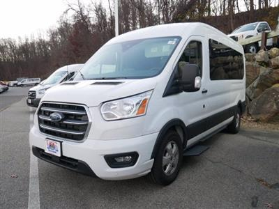 2020 Ford Transit 350 Med Roof 4x2, Passenger Wagon #P10131 - photo 4