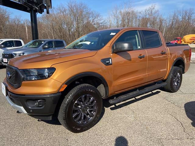 2019 Ford Ranger SuperCrew Cab 4x4, Pickup #P10185 - photo 4