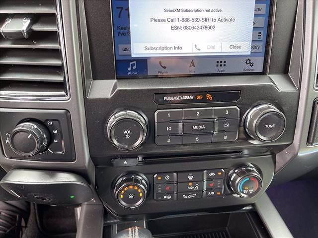 2018 F-150 SuperCrew Cab 4x4,  Pickup #P10189A - photo 20