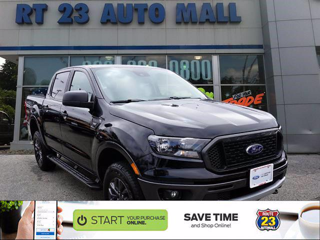 2020 Ford Ranger SuperCrew Cab 4x4, Pickup #P10190 - photo 1