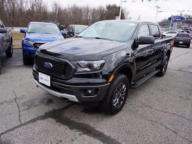 2020 Ford Ranger SuperCrew Cab 4x4, Pickup #P10190 - photo 4
