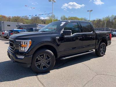 2021 Ford F-150 SuperCrew Cab 4x4, Pickup #P10211 - photo 4