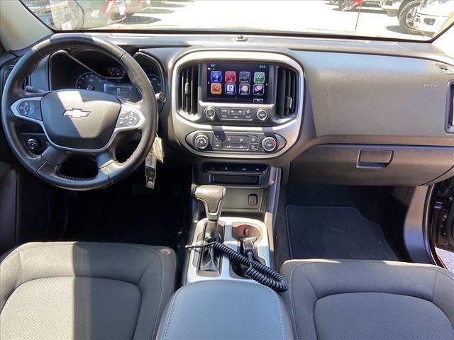 2017 Chevrolet Colorado Double Cab 4x4, Pickup #P10211A - photo 11