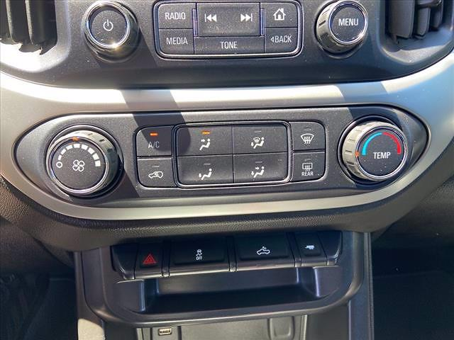 2017 Chevrolet Colorado Double Cab 4x4, Pickup #P10211A - photo 20