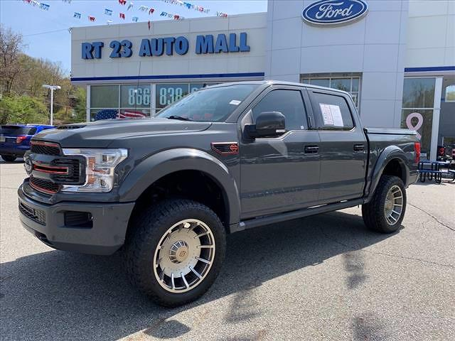2019 Ford F-150 SuperCrew Cab 4x4, Pickup #P10220 - photo 6