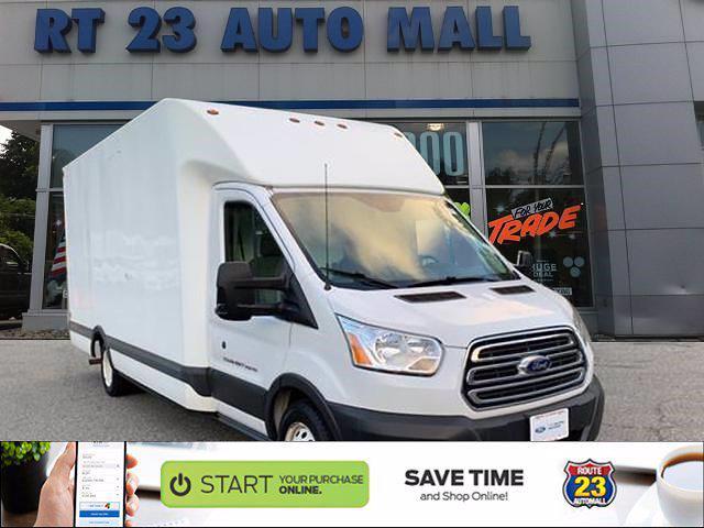 2015 Ford Transit 350 HD DRW 4x2, Cutaway Van #P10225 - photo 1