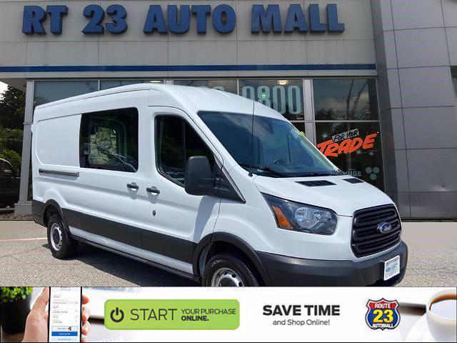 2019 Ford Transit 250 Medium Roof 4x2, Empty Cargo Van #P10244 - photo 1