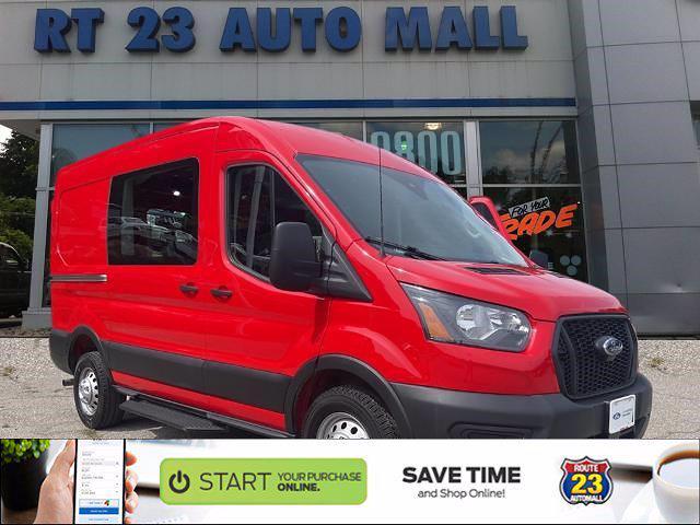 2021 Transit 150 Medium Roof AWD,  Crew Van #P10314 - photo 1