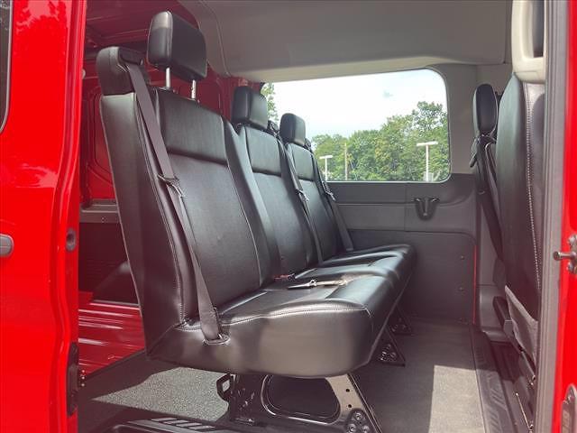 2021 Transit 150 Medium Roof AWD,  Crew Van #P10314 - photo 10