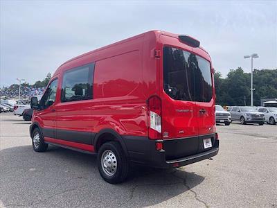 2021 Transit 150 Medium Roof AWD,  Crew Van #P10314 - photo 4