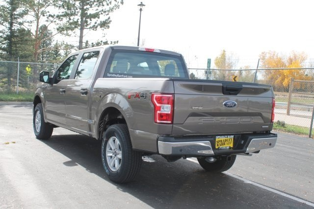 2018 F-150 SuperCrew Cab 4x4,  Pickup #J0055 - photo 2