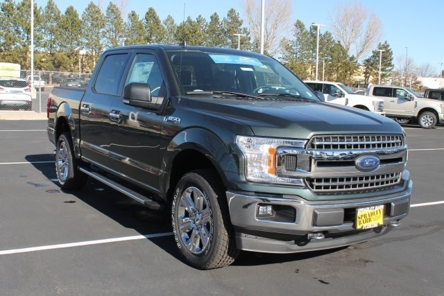 2018 F-150 SuperCrew Cab 4x4,  Pickup #J0118 - photo 6