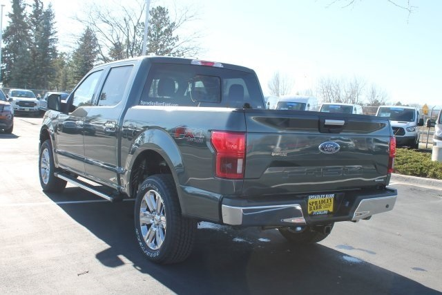 2018 F-150 SuperCrew Cab 4x4,  Pickup #J0118 - photo 2