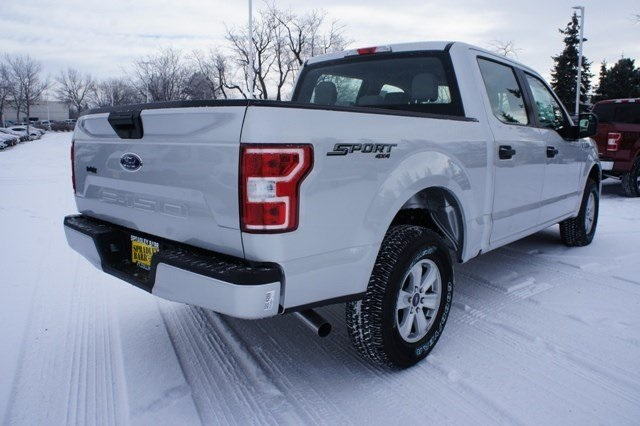 2018 F-150 SuperCrew Cab 4x4,  Pickup #J0166 - photo 2