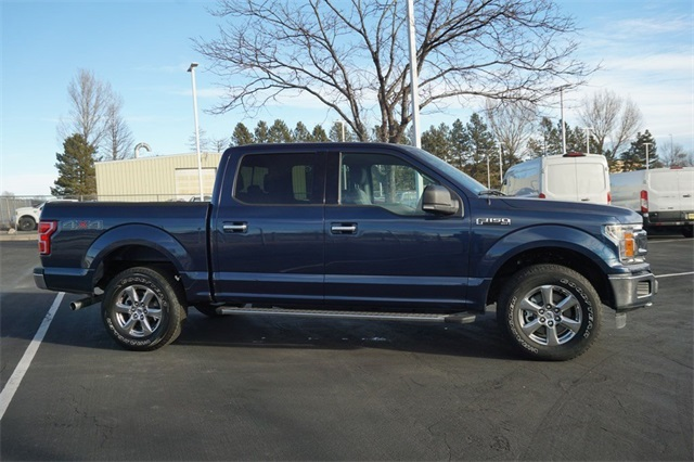 2018 F-150 SuperCrew Cab 4x4,  Pickup #J0172 - photo 4