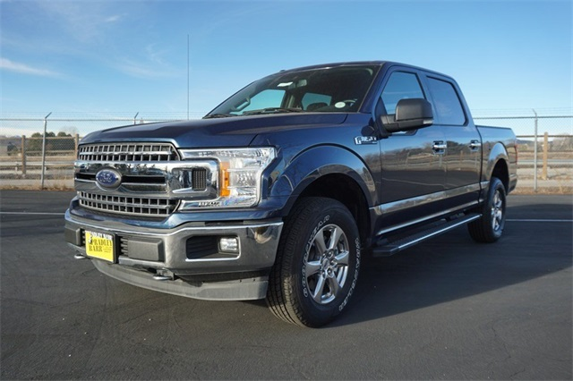 2018 F-150 SuperCrew Cab 4x4,  Pickup #J0172 - photo 6