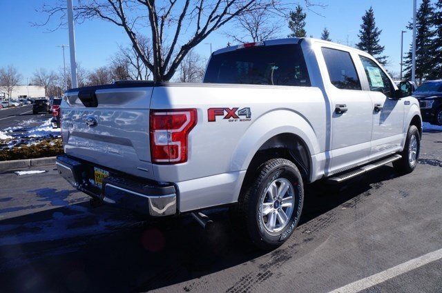 2018 F-150 SuperCrew Cab 4x4,  Pickup #J0214 - photo 2