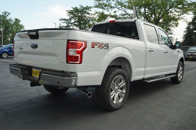 2018 F-150 SuperCrew Cab 4x4,  Pickup #J0216 - photo 2